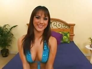 Exotic Nadia Styles...