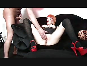 Picture Sofia Valentine Takes On Two Hard Cocks