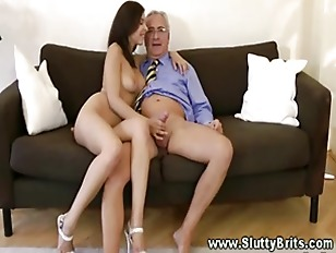 Hot Young Babe Getting...