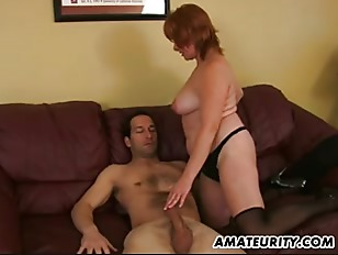 Picture Busty Amateur Milf Sucks And Fucks With Cums...