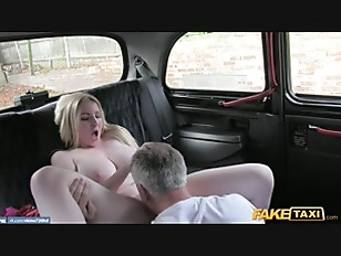 Stunning blonde fucks...