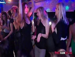 Interracial Love Party...