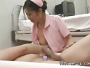 Picture Nurse Gives Hot Blowjob