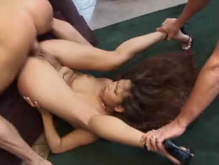 Nasty Asian Whore Facialized...