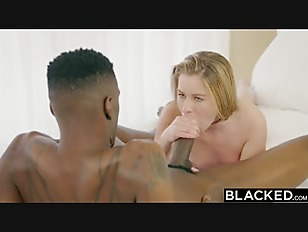 BLACKED Small Rich Girl...