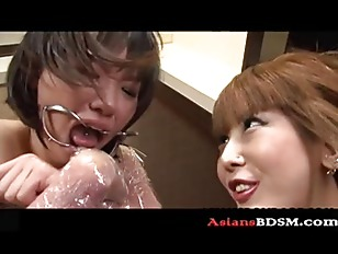 Picture Fine Looking Asian Chick Bdsm Lesbian Action...
