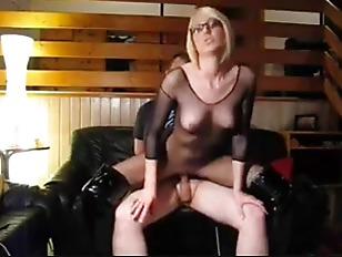 Picture Blonde Fucks Her Slave