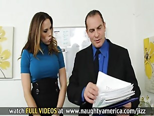 Busty Chanel Preston Fucks...