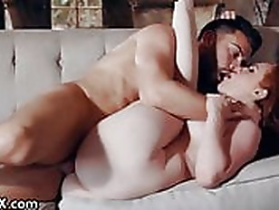 EroticaX - Lesbian Wants A Creampie To Get Pregnant