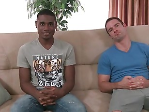 Picture Str8 Black Guy And White Guy Have 1st Time G...