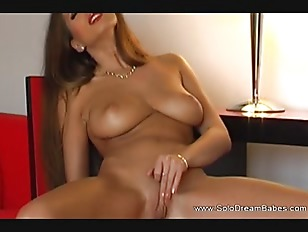 Monica Is A Real Dream Babe That Arouse Herself Alone