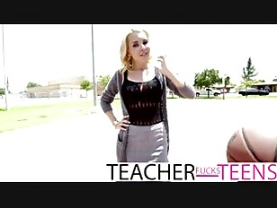 Teacher caught and has...