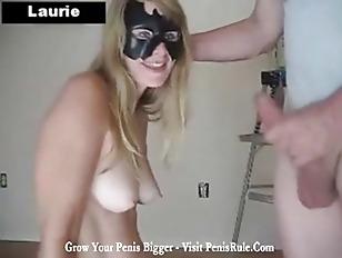 Fun amateur bondage