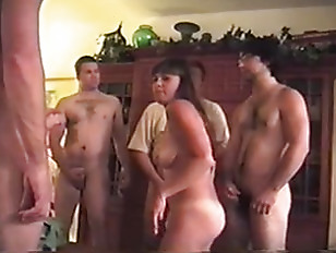Picture Maureens First Gangbang