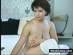 Cute Big Tit Web...