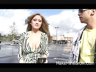 Nasty Big Tits Blonde...