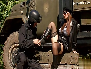 Military Costume Porn - army Porn Tube Videos at YouJizz