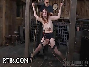 Picture Ferocious Whipping For Beauty