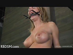 Extreme Torture Excites Chick...