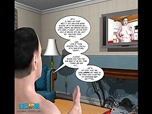 Picture 3D Comic: The Fall Of Innocence. Episodes 17...