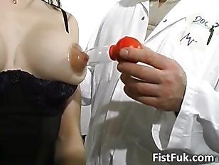 Kinky Slut In Fishnets...