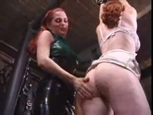 Claire Adams bdsm with girl