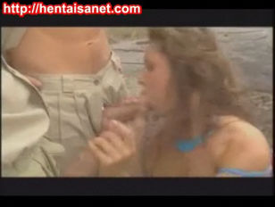 Picture Park Rangers Punish Sexy Brunette