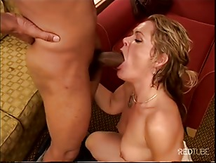 Blond cock craving interracial...