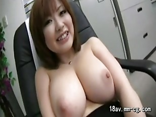 Picture Office Babe With Huge Tits