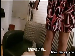 Sexy Jap Slut Footjob...