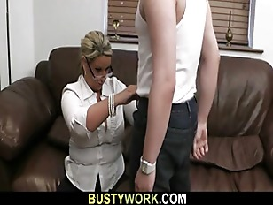 Picture Big Titted Salesgirl Gets Screwed