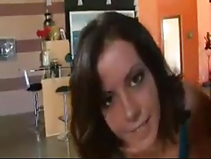 Picture Hand Job With Dirty Talk From Hot Brunette
