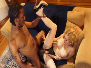Aiden Starr Interracial...