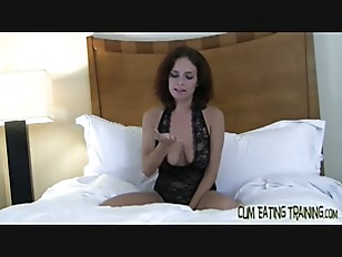 Picture I Will Get Your Addicted To Eating Cum CEI