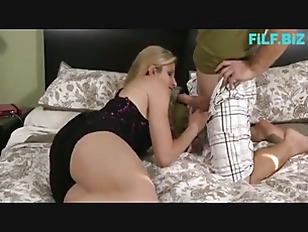 Stripper mom gives her ass to her son - Filf.biz