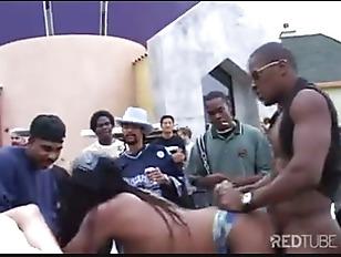 Rapper sex party