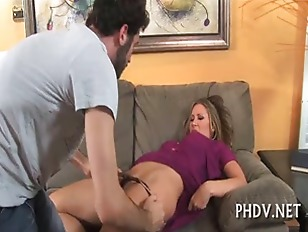 Picture Beauty Caresses Her Pussy