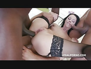 Interracial Group Anal...