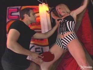 Inmate Missy Monroe Spanked...