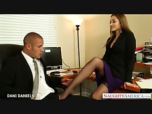 Office Babe Dani Daniels...