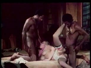 Vintage Interracial DP...