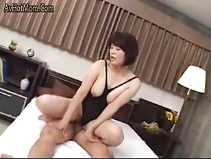 Hot Japanese MILF Fucks...