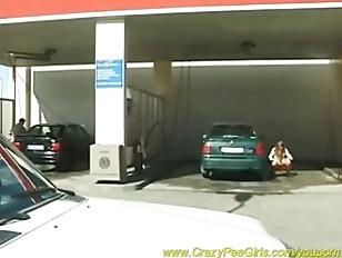 Picture Pissing In Public