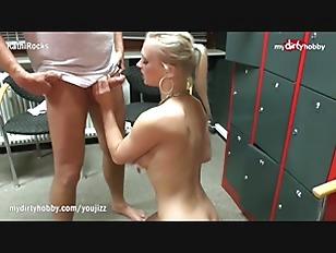 Mydirtyhobby peeping tom locker room surprise 4