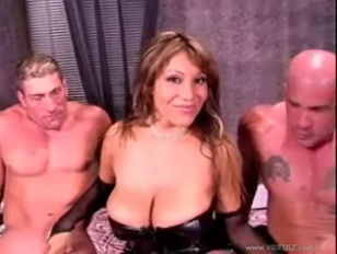 Ava Devine Double Dipped...