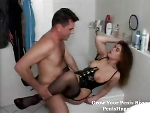 Mature Fuck In Bathroom...