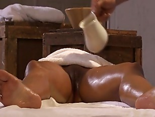 Hardcore Sexual Massage...
