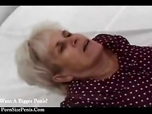 Picture Silver Haired Granny Fucks