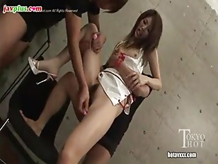 Picture Asian Chick Defiled By Two Guys