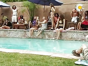Poolside Show...